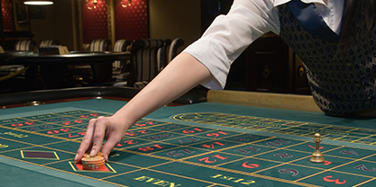 Train to be a Croupier